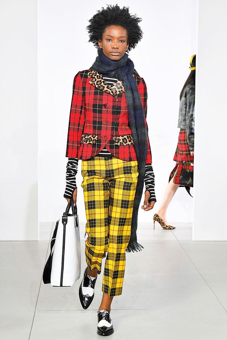 michael-kors-tartan-fashion-2019