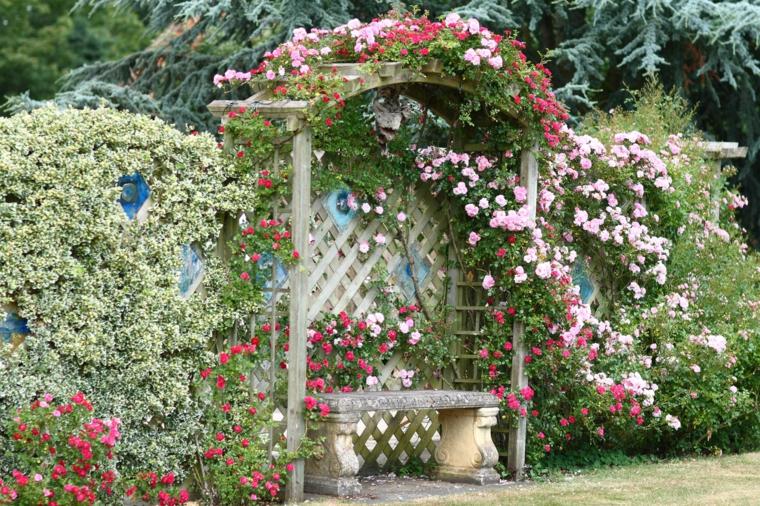 jardin de conte de fées