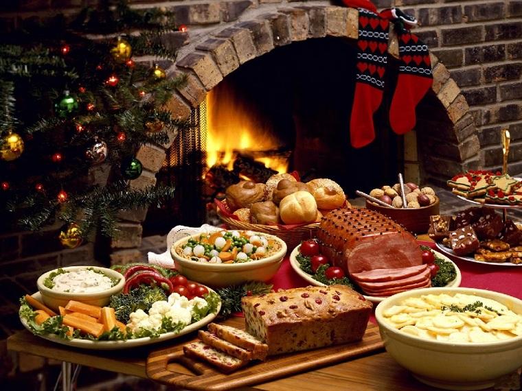 noël fête-dîner-nourriture-idées
