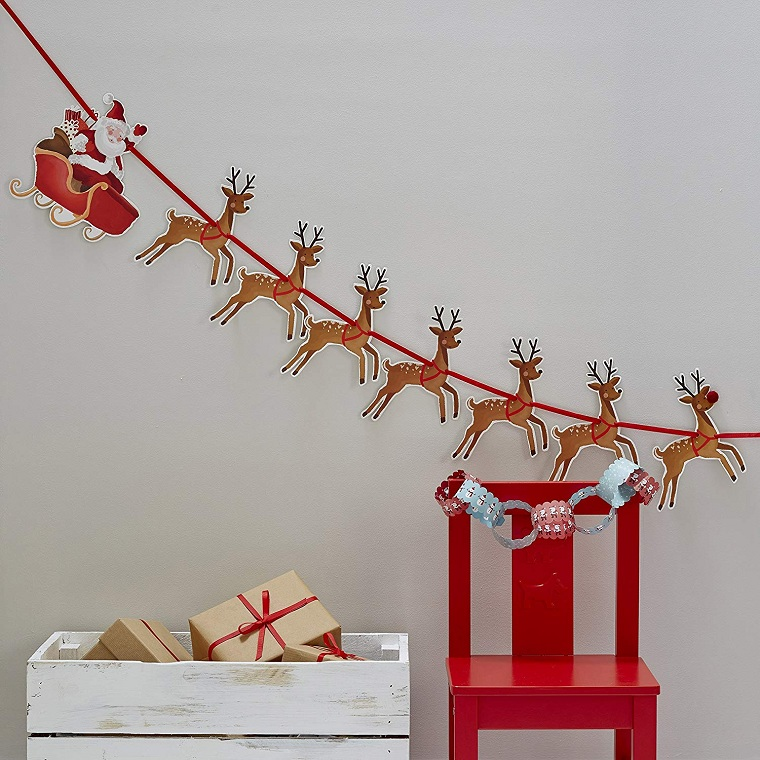 décoration-noel-renne-idees-original