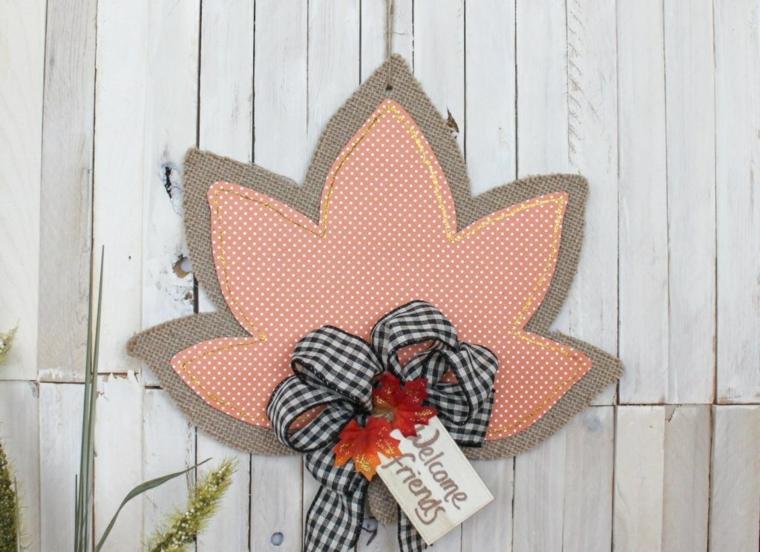 feuilles dautomne artisanat-décorer