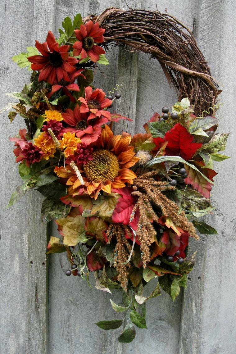 décorer des feuilles dautomne
