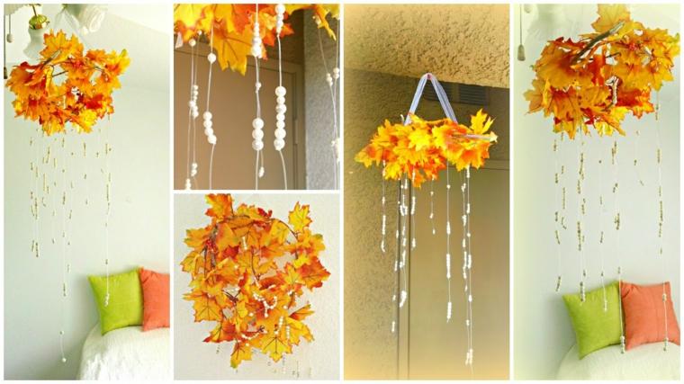 feuilles dautomne pour décorer-intérieur