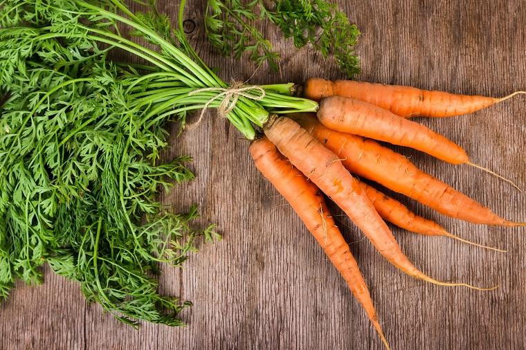 gateau aux carottes-avantages-legumes-options