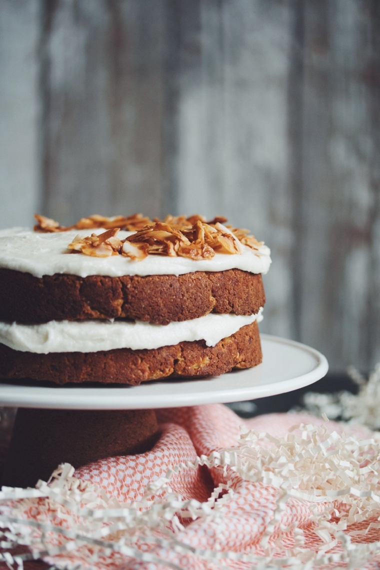gâteau aux carottes-idées-original-recette