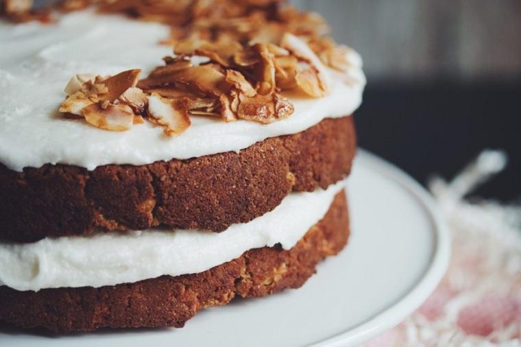 gâteau aux carottes-idées-original-options-style