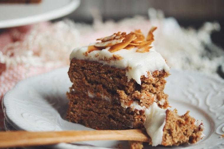 gâteau aux carottes-idées-crème originale