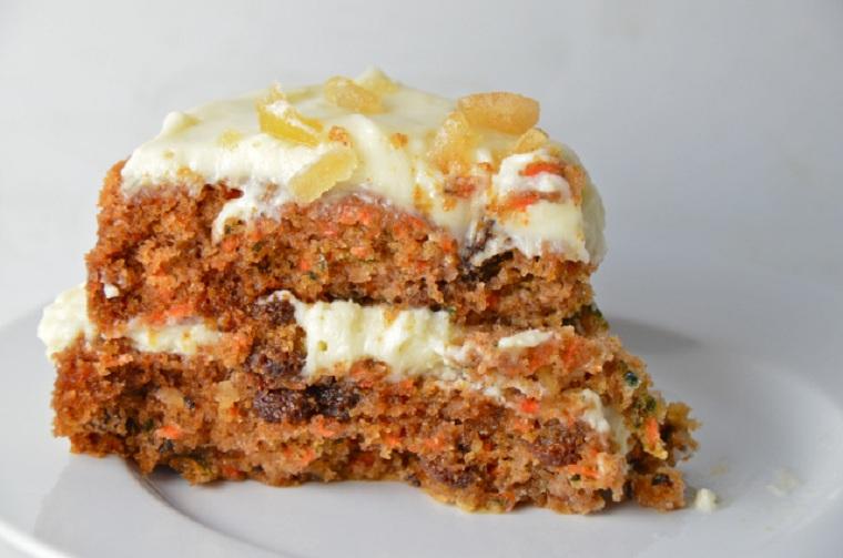 gâteau aux carottes-mascarpone-recette-glaçage