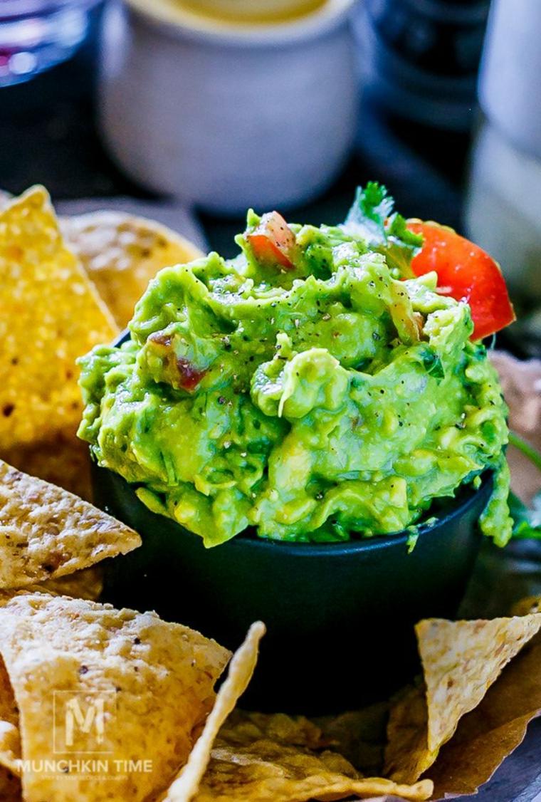 comment faire du guacamole