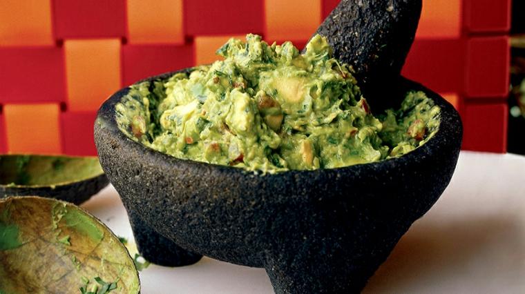 bol de guacamole