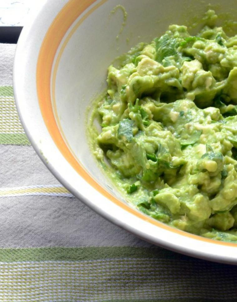 Comment faire de la sauce guacamole