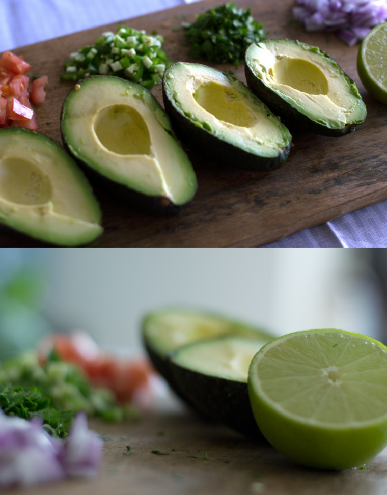 Comment faire du salsa rica guacamole