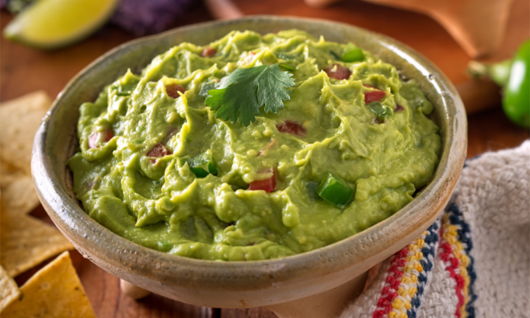 Recette de guacamole - Comment empêcher lavocat de brunir