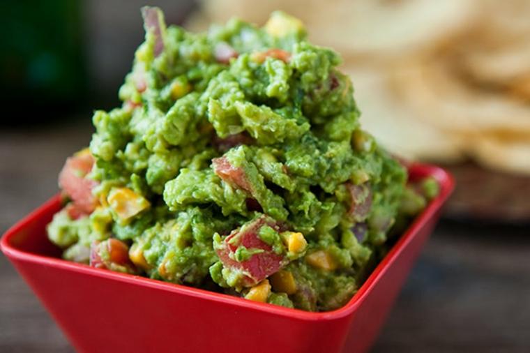 sauce guacamole maison