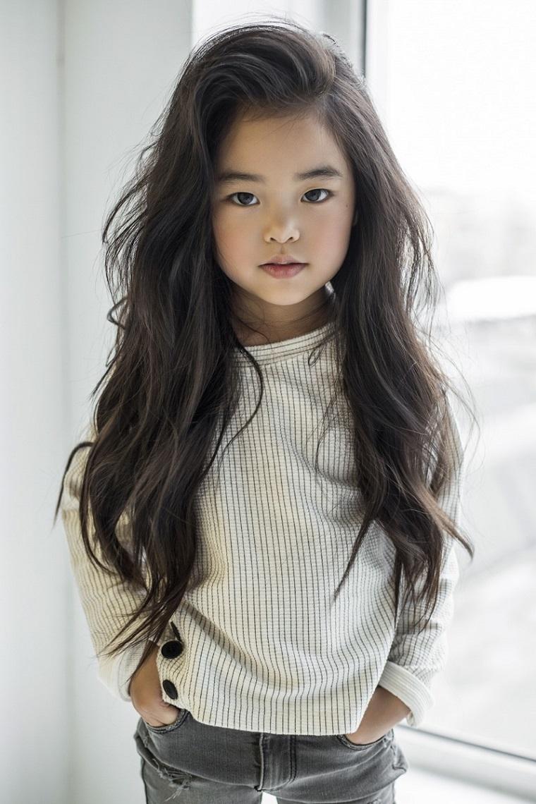 coupes de cheveux filles 2019 cheveux-long-side