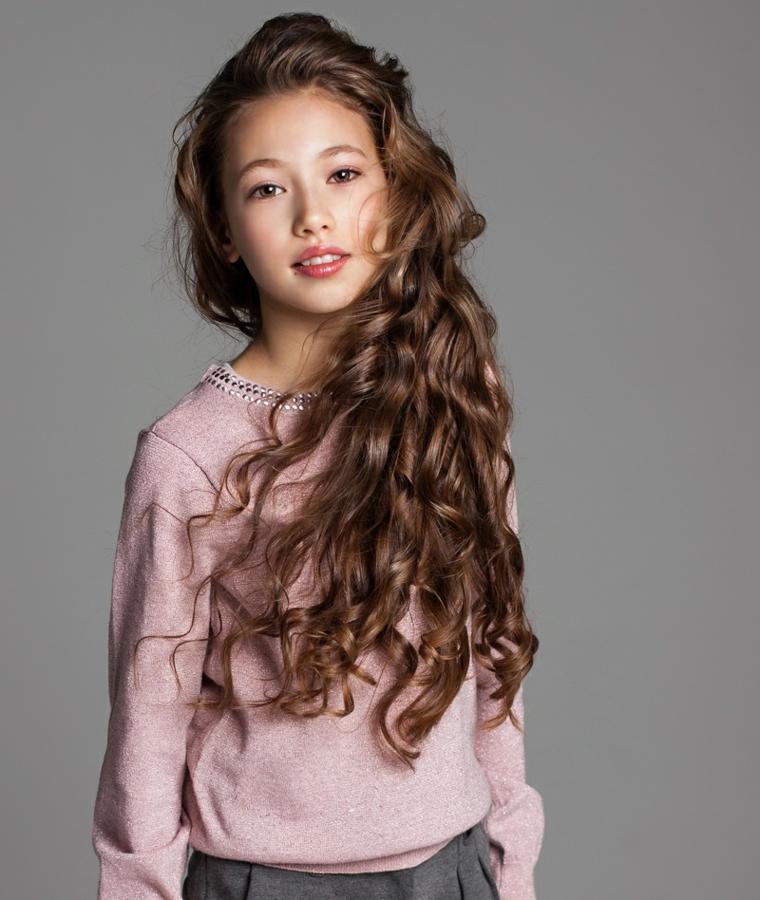 cortes-pelo-ninas-2019-boucles-cheveux-longs-bruns