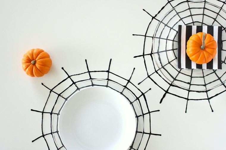 halloween 2018-idées-table-décoré