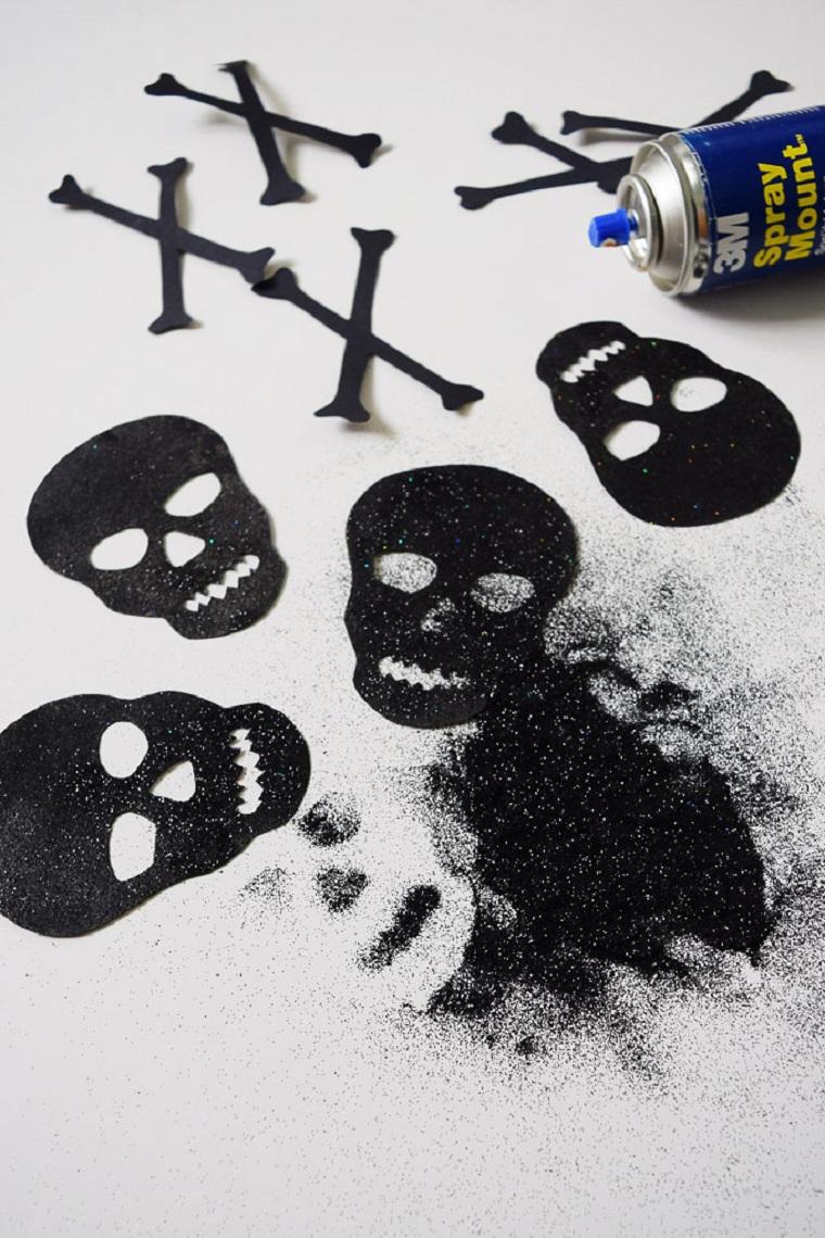 halloween-2018-garland-squelette-idées-tutoriels