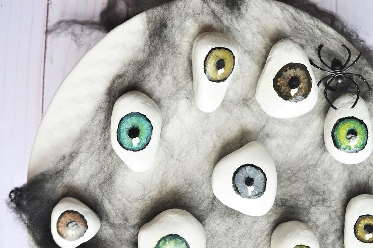 Halloween-décoration-yeux-idées-décorer