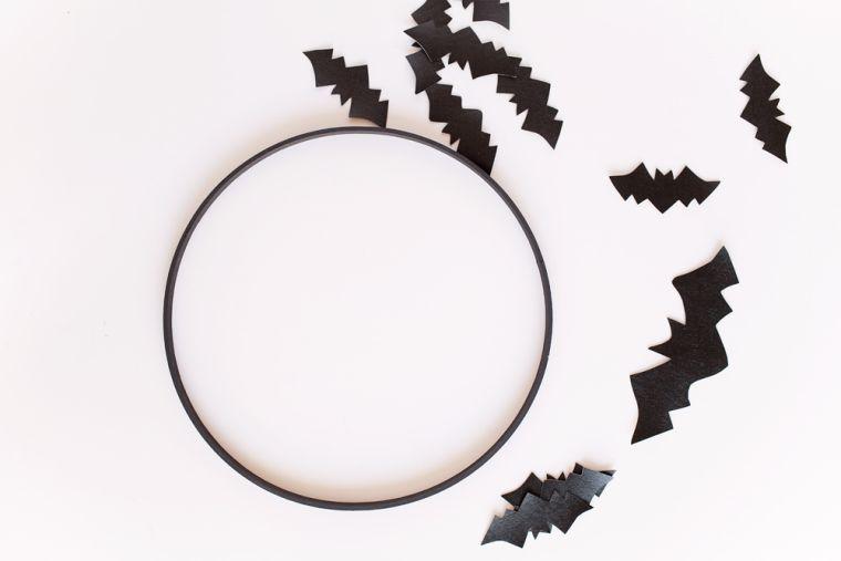 chauve-souris-décorative-fête dhalloween