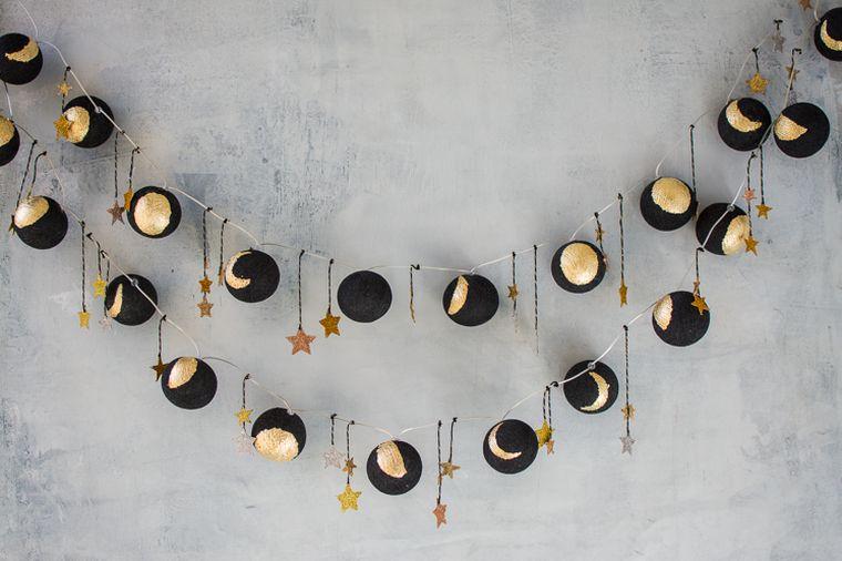 Boules de Noël décoratives et fonctionnelles