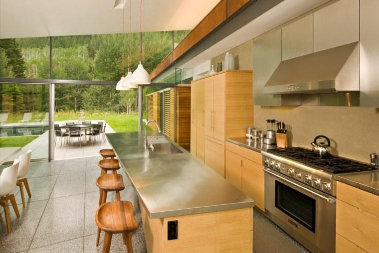 maison-cuisine-style moderne