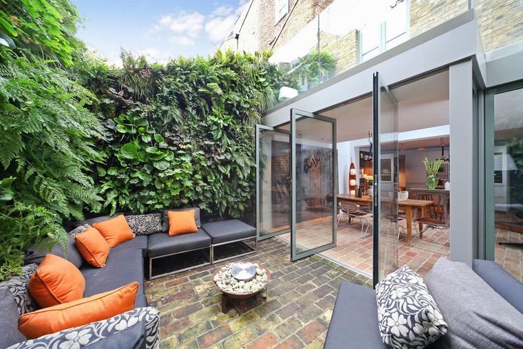 jardins-de-maisons-idees-sofa-forme-angulaire-espace-réduit