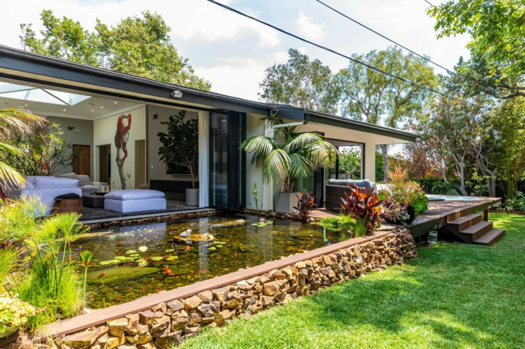 idées-originelles-poissons-jardin-moderne