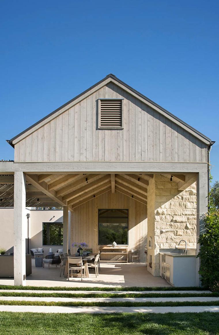 jardins de maisons-modernes-wade-design-architectes-idees-comedor