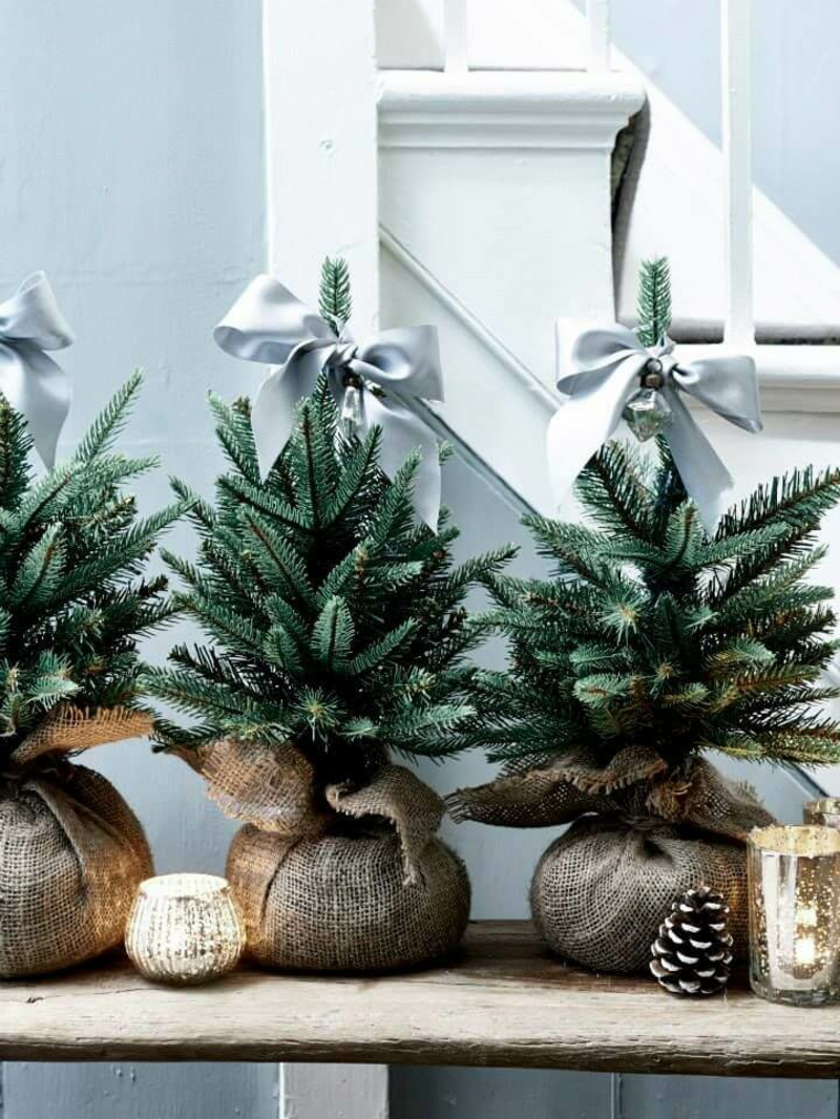 hygge decoration-arbres-noel-petit