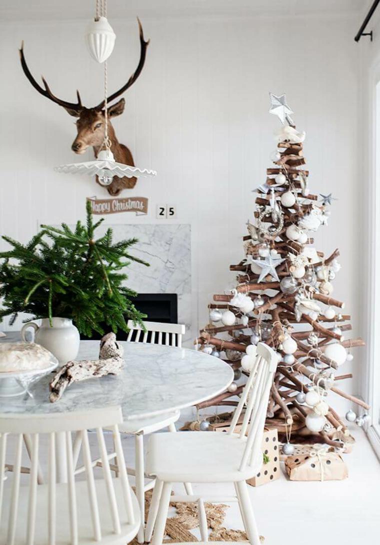 hygge decor-style-arbre-bois
