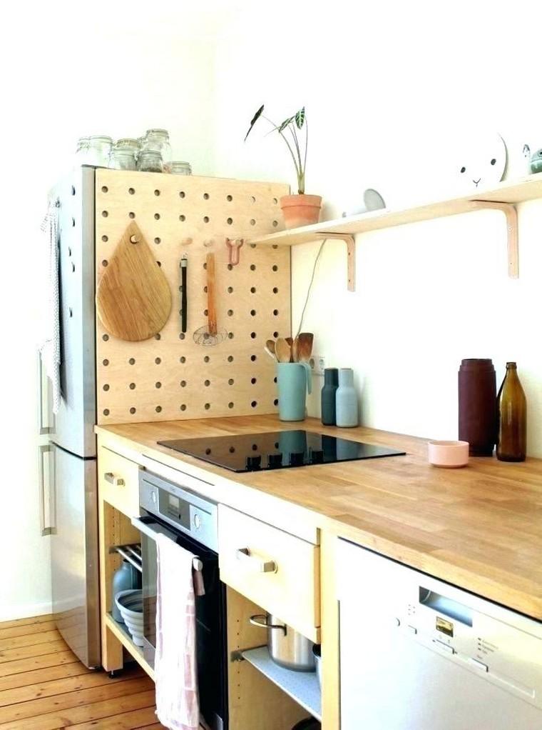 cuisine-accessoires-idees-chevets-bois-couleur-clair