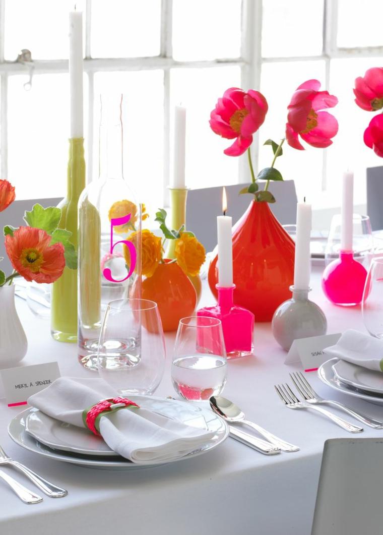 décoration-mariage-couleurs-style néon