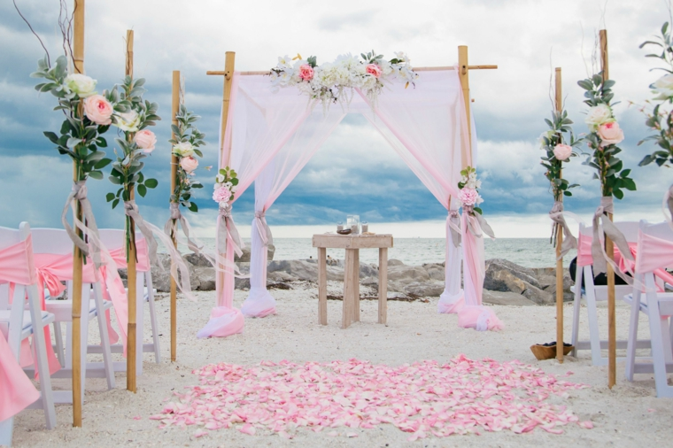 décoration-mariage-style plage