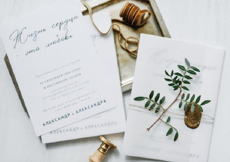 invitations-mariage-inspiré-minimalisme
