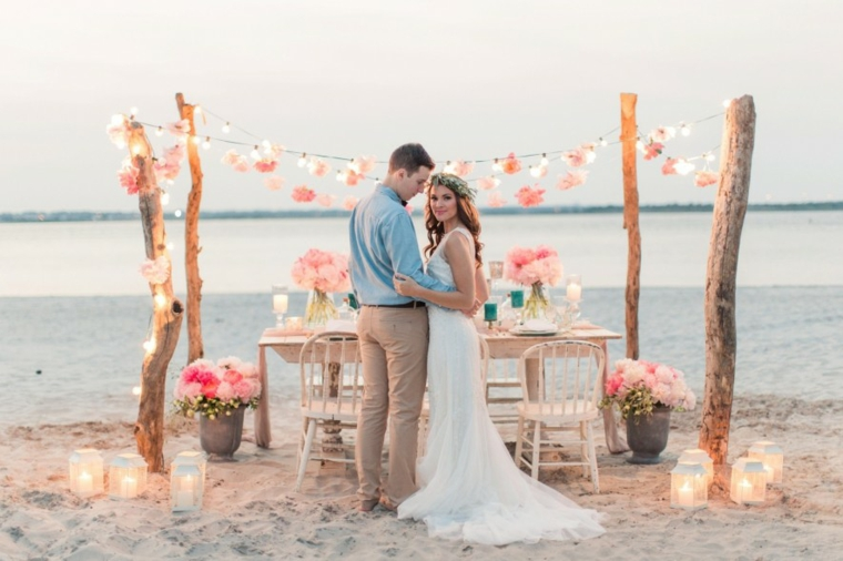 copains-mariage-plage-style-idées