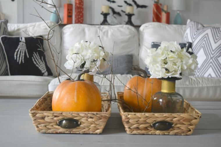 Halloween idées-décorer-intérieur