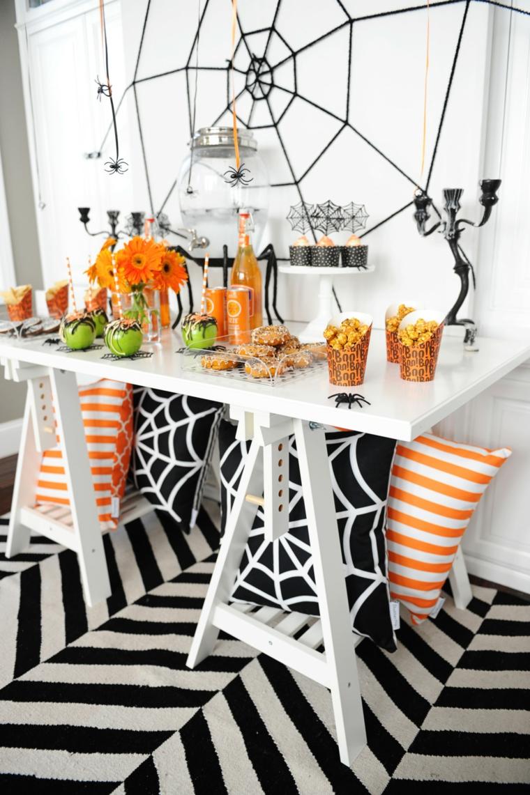 Halloween artisanat-décorer-maison