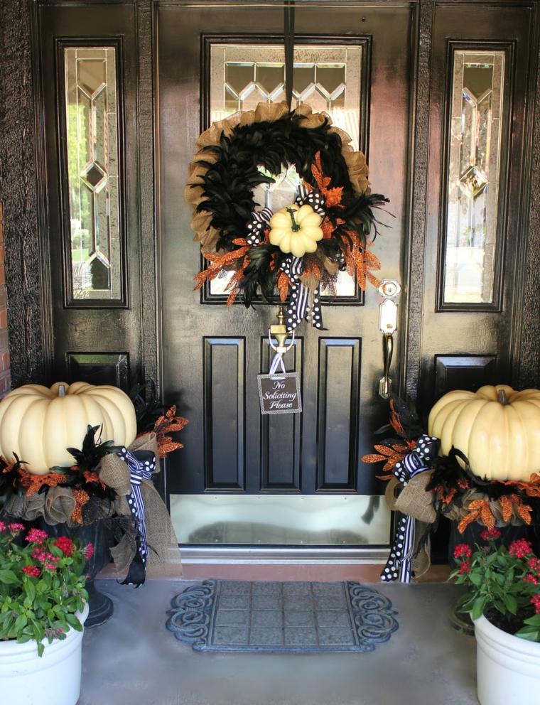 halloween-décorer-choses extérieures