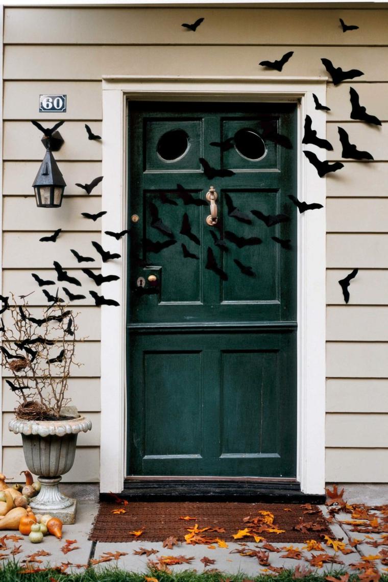 halloween décorations-décorer-extérieur