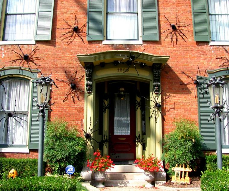 ornements halloween-décorer-façade