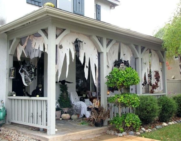 halloween-décoration extérieure