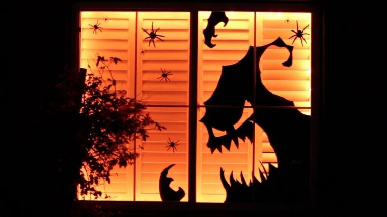 idées pour monstre de décoration halloween