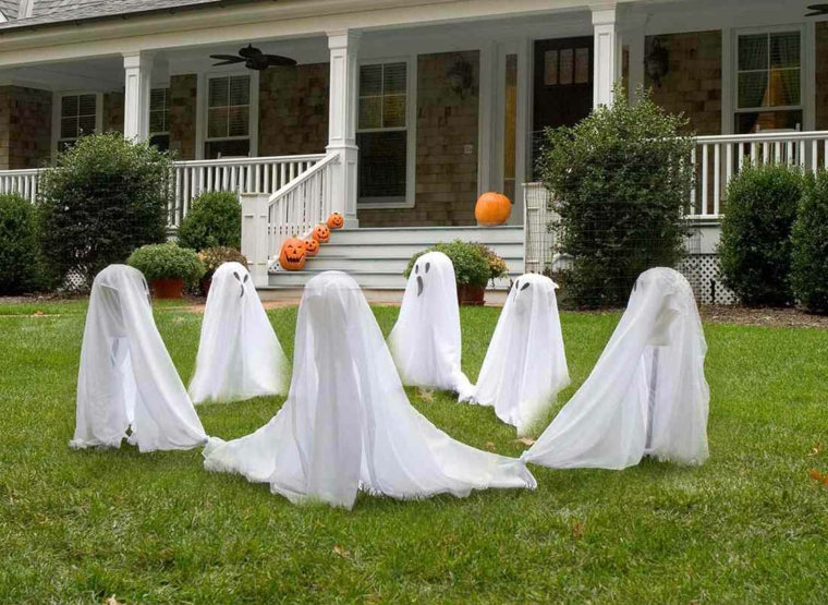 Halloween-décorer-ornements extérieurs