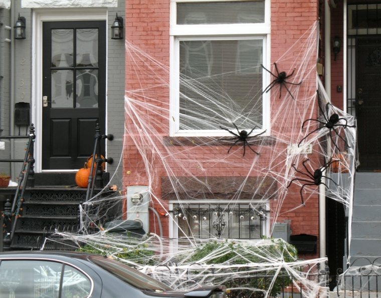 Halloween artisanat-décorer-extreior