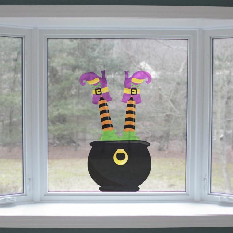 idées pour halloween-original-window