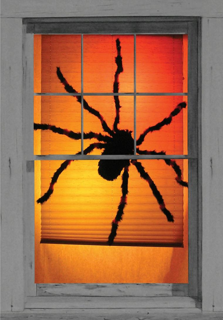 idées pour windows halloween
