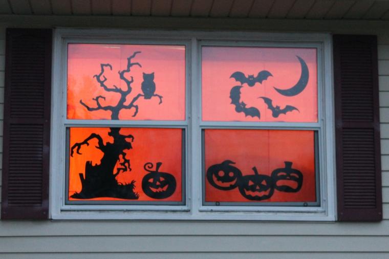 idées pour la décoration dhalloween