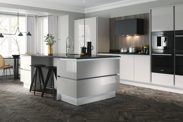 cuisine-moderne-blanche-noire-design