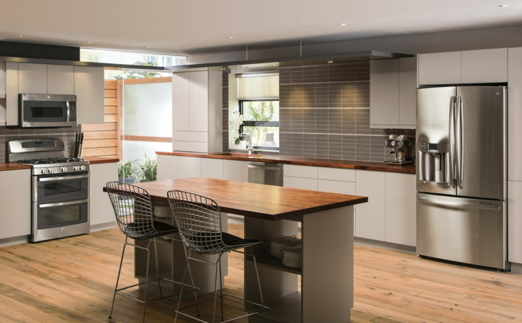 cocina-moderno-minimalista-idées-originales